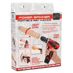 Power Spinner Boormachine Met Dildo