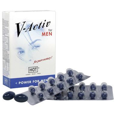 Potentiemiddel voor mannen - V-Activ