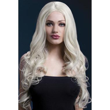 Lange Pruik Fever - Blond