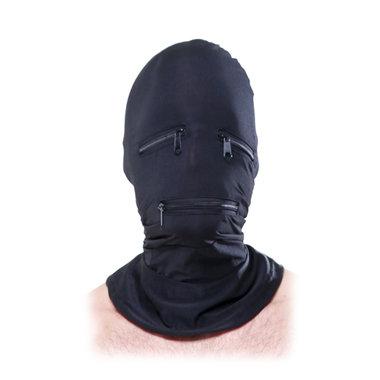 BDSM Masker Met Ritsen