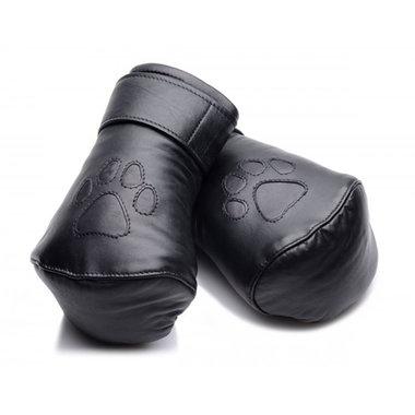 Strict Leather Padded Puppy Handschoenen
