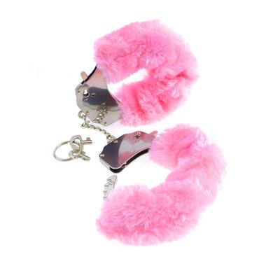 Original Furry Cuffs - Roze