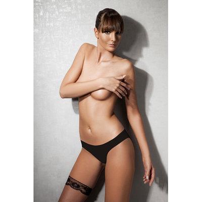 Basic Dames Slip - Zwart