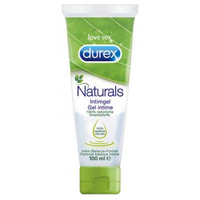 Durex Gel Naturals 100 ml