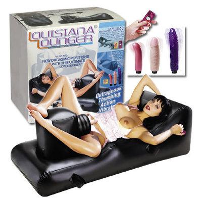 Louisiana Lounger Seks Machine