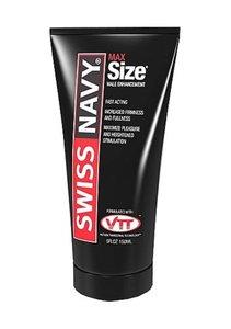 Swiss Navy - Max Size Cream -150 ml